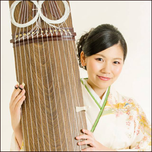 神谷 舞 琴奏者