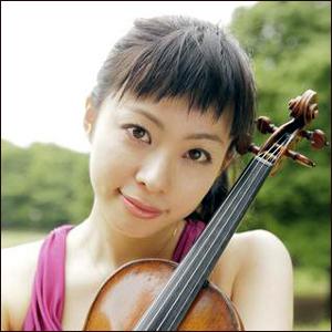 星野沙織 バイオリン奏者