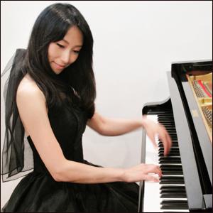 稲葉瑠奈 ピアノ奏者