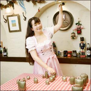 北川 桜 ヨーデル歌手