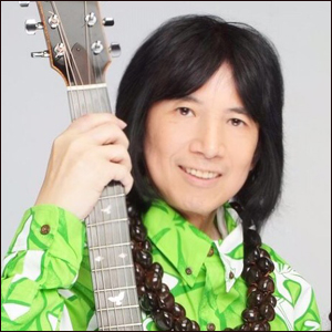鴻池 薫 ボーカル・ウクレレ奏者