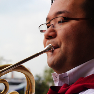 小谷晋一 ホルン奏者