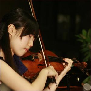 森田麻優 バイオリン奏者