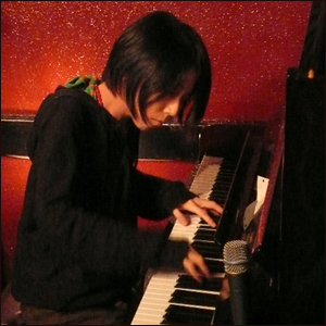中野阿貴 ジャズピニスト・作曲・編曲