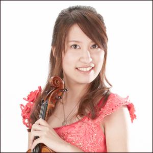 清水英里子  バイオリン奏者