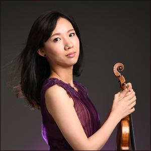 竹田樹莉果 バイオリン奏者