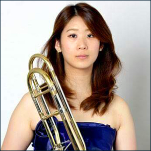 杉山奈緒子 トロンボーン奏者