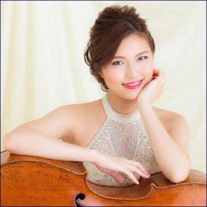 岡本梨紗子 チェロ奏者 チェリスト