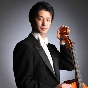 田口裕 チェロ奏者 チェリスト