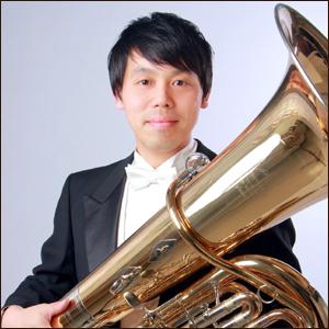 石川佳秀 チューバ奏者 スーザフォン奏者