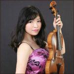 勝又菜穂 関西 バイオリン奏者 バイオリニスト