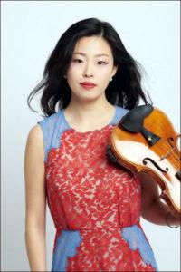 服部佐知子 バイオリン奏者 バイオリニスト