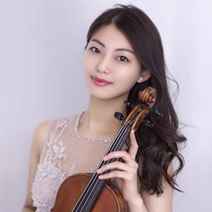 大庭絃子 バイオリン奏者