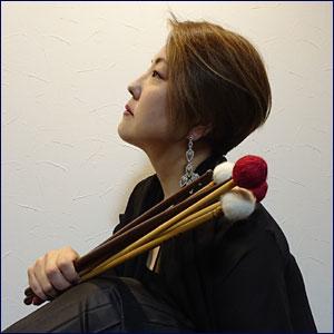 長尾知子 打楽器奏者