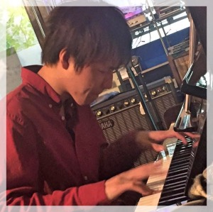宮地潤 ジャズピアニスト