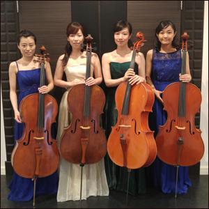 Cello Quartet 結 チェロ四重奏