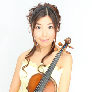 濱川夏楠 バイオリン奏者