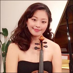 服部佐知子 バイオリン奏者