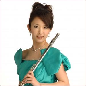 疋田奈津子 フルート奏者