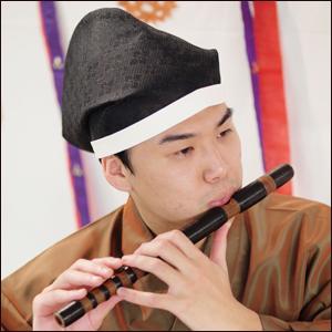 伊崎善之 龍笛奏者・高麗笛奏者