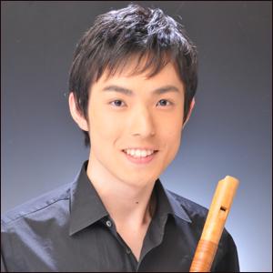 野崎剛右 リコーダー奏者