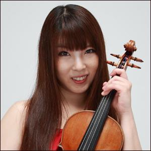 高木早紀 バイオリン奏者
