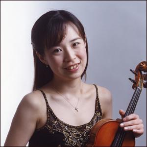 竹林真弓 バイオリン奏者