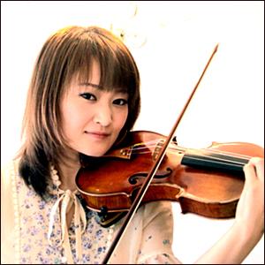 谷川有加 バイオリン奏者
